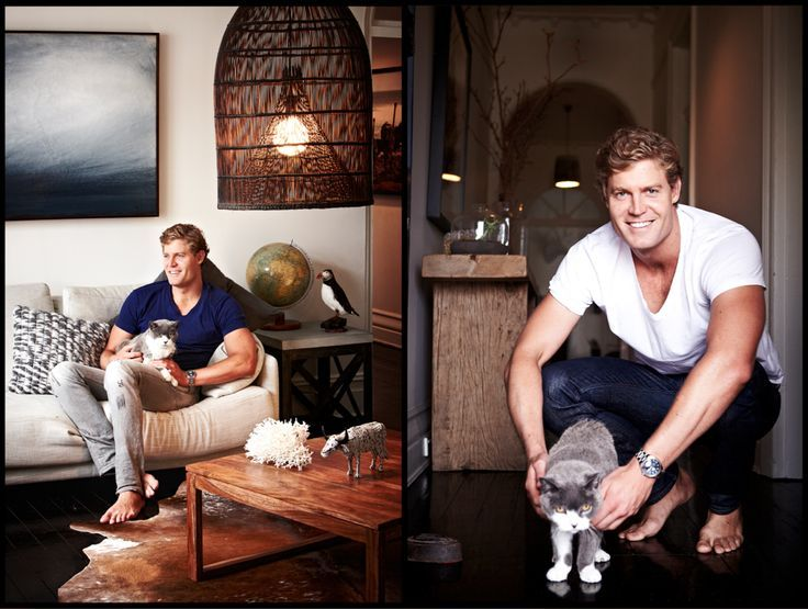 Chris - Photoshoot in his own house