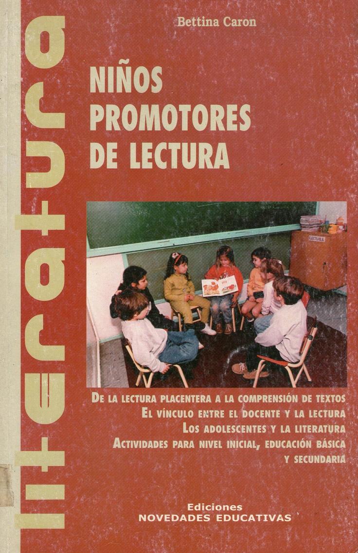 ... propone numerosas actividades para desarrollar en diferentes etapas de la escolaridad vinculadas con la lectura placentera.