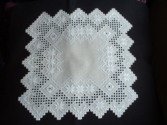 Centre de table hardanger