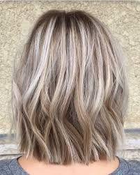 Image result for ash blonde highlights and ash brown low lights