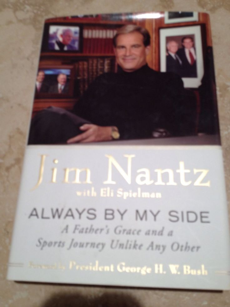 always by my side by jim Nantz hardcover