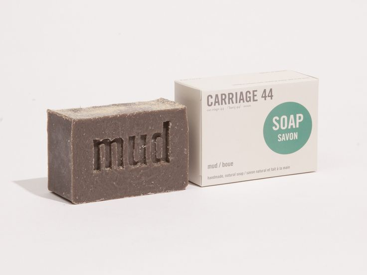 Mud Big Soap | Carriage 44 | Handmade small batch soaps from Victoria BC