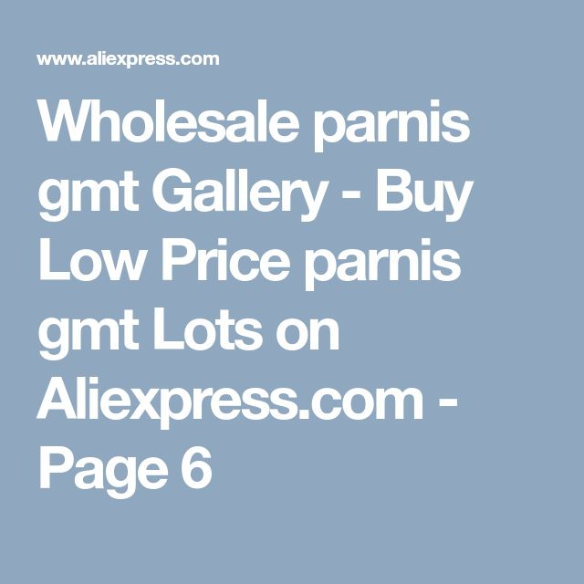 Wholesale parnis gmt Gallery - Buy Low Price parnis gmt Lots on Aliexpress.com - Page 6