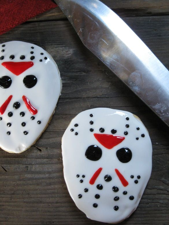 Friday 13th cookies