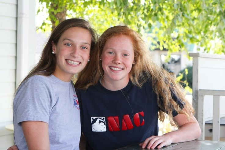 2 NASHVILLE 13-YEAR-OLD GIRLS QUALIFY FOR THE OLYMPIC SWIM TRIALS!  Alex Walsh and Ella Nelson made the Olympic swimming trials 2016 at the age of 13.