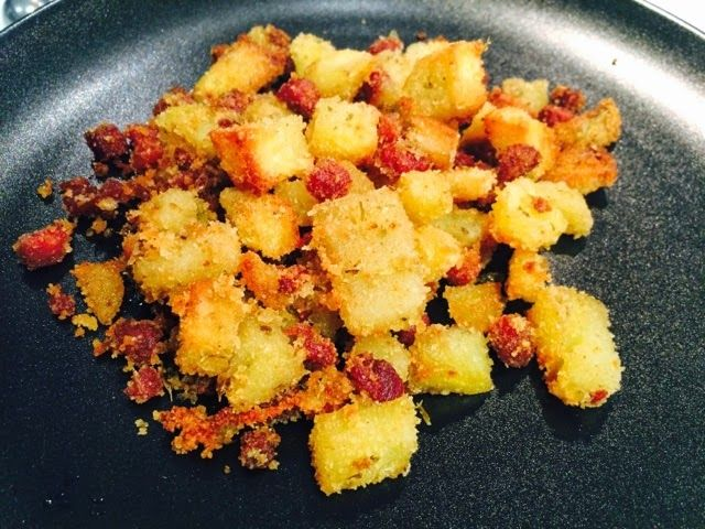 Comida Italiana ..por italianos: Patate Sabbiose (Patatas Arenosas)