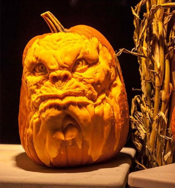 Ideas about scary pumpkin carving on pinterest