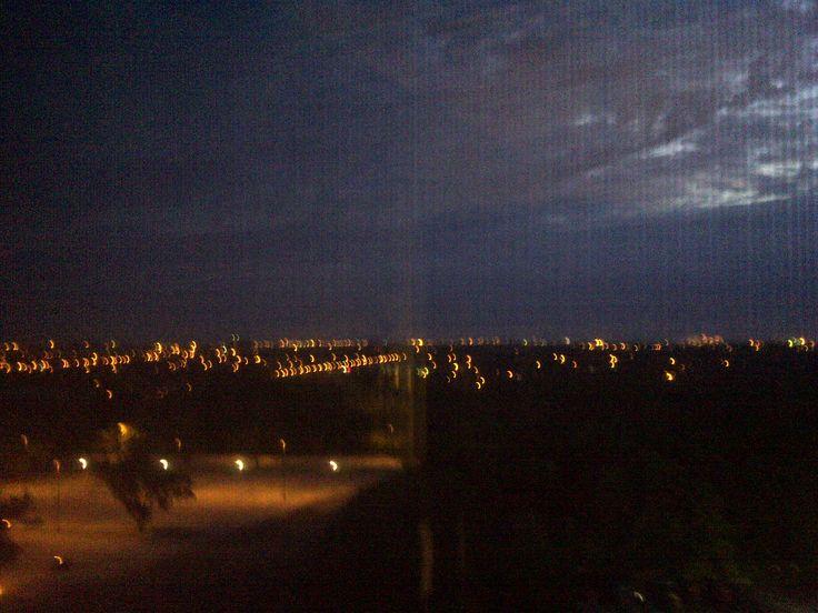 Montréal;au levé du jour.