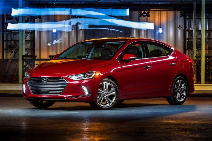 2017 Hyundai Elantra Review and Interior