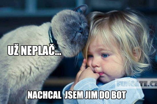 Neplač…