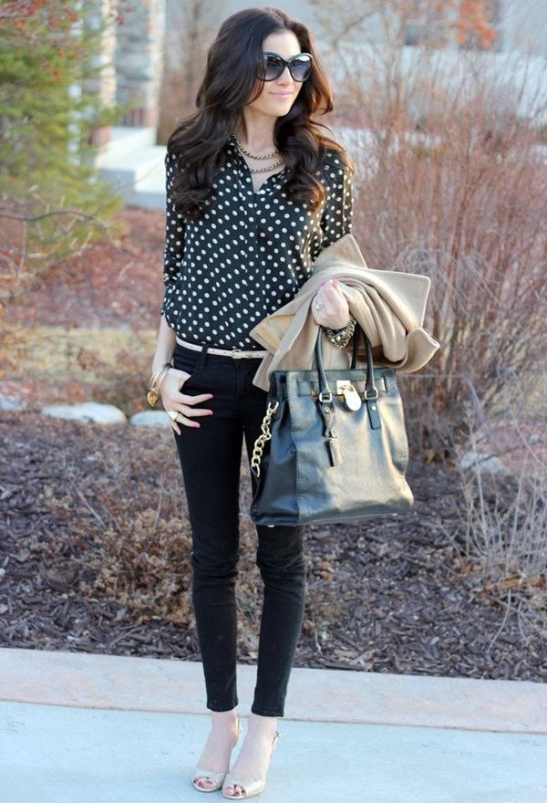 Fashionable work outfits for women  (23)