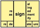 Link to a place where English spelling makes sense and can be investigated - not memorized!