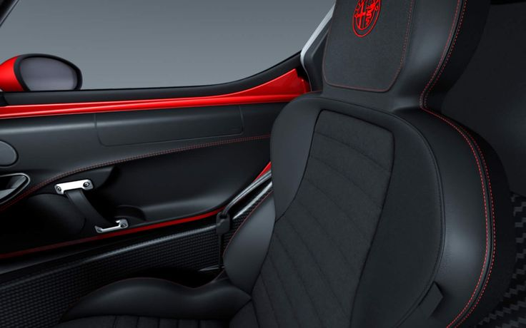 This page contains all the information about the car 4C Coupe
