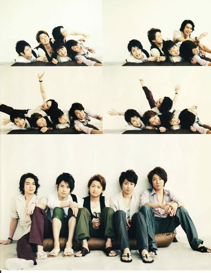 Cute 嵐 (Arashi) picture!