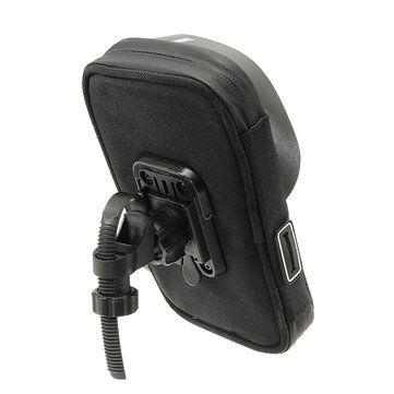 WHEEL UP Rainproof Bike Handlebar Touchscreen Phone Bag Case Cell Phone Holder MTB Frame Pouch Bag Sale - Banggood.com