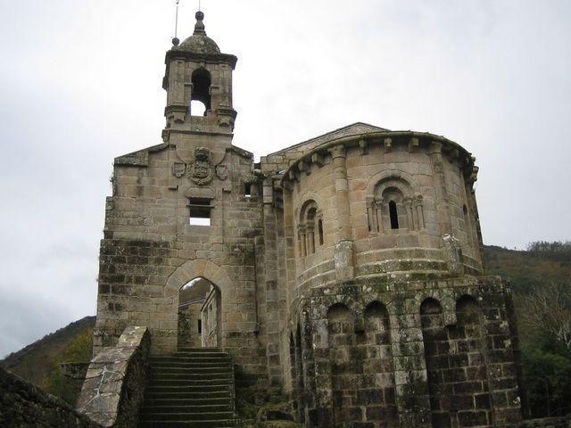 Monasterio de Caaveiro (Pontedeume)