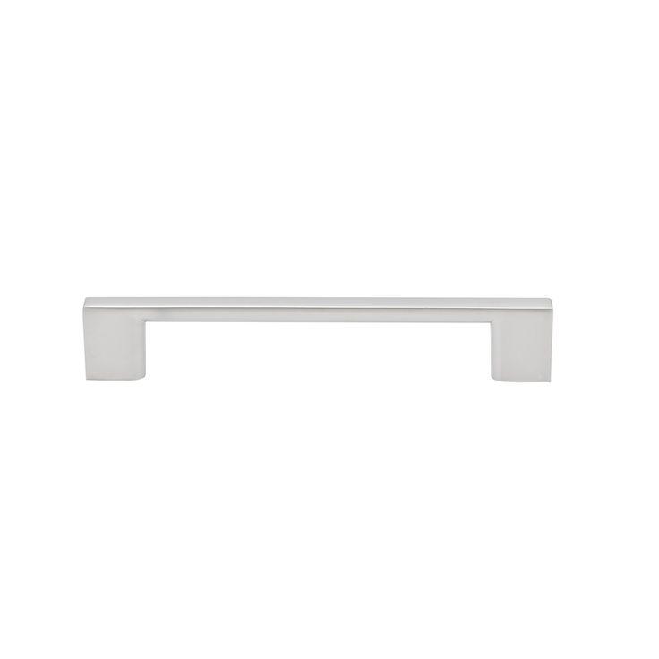 Prestige 96mm Satin Chrome Plated Slim Cabinet Handle | Bunnings Warehouse