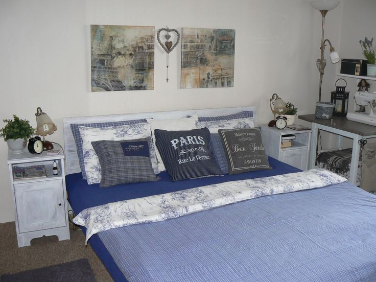 ložnice - nátěr