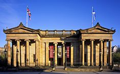 Scottish National Gallery - spend all day here if you combine it with a trip to the Royal Scottish Academy and lunch at the Scottish Café