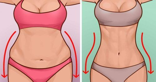Don't use this more than 4 days: This mix of Ingredients will Help you Lose 4KG and 16cm Waist in just 4 days!