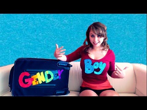 """""""Boys Can Have a Vag!"""": Great video on assigned gender and gender identity from Laci Green"""