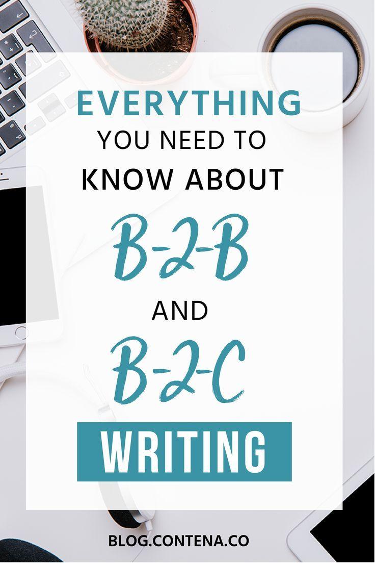 What Is B2b And B2c Writing Freelance Writing Freelance Writing Jobs Writing