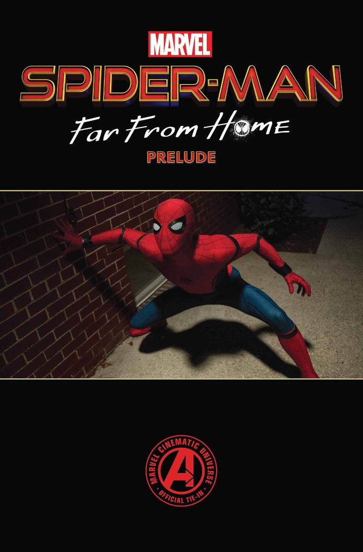 Spider Man Far From Home Prelude 1 Of 2 3 27 2019 In 2021 Spiderman Marvel Movies Marvel
