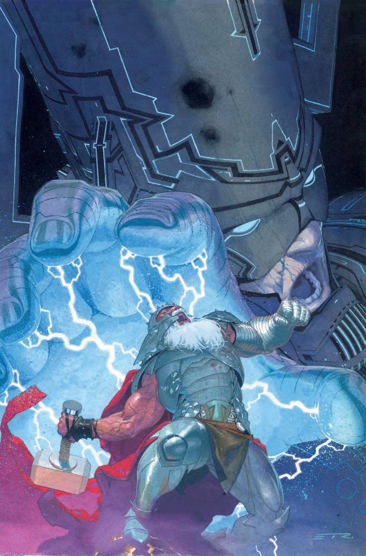 Thor: God of Thunder #20 - Esad Ribic