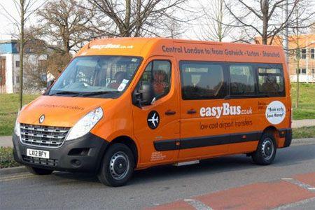 autobus easybus aeropuerto londres como llegar barato