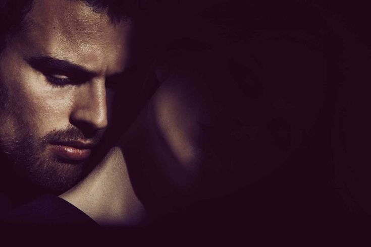 Theo James for Boss The Scent