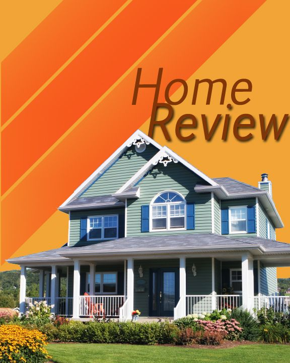 Home Review magazine cover