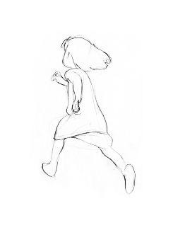 animation cycle pencil rough by Toshiyuki Inoue