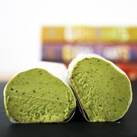 Avocados are and always have been my favorite fruit. And while I could eat guacamole forever, my favorite application is actually avocado butter.  It's a compound butter that makes a fabulous finish for grilled meats, fish and especially corn on the cob. So why not up the flavor and nutrition ante by subbing out some of that cow stuff with avocado? Choosing avocados: Avocados should be heavy in size, and relatively blemish-free. The level of maturity you seek depends on when you plan to…