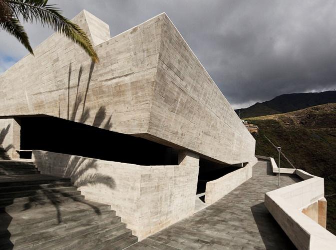 Fernando Menis architects