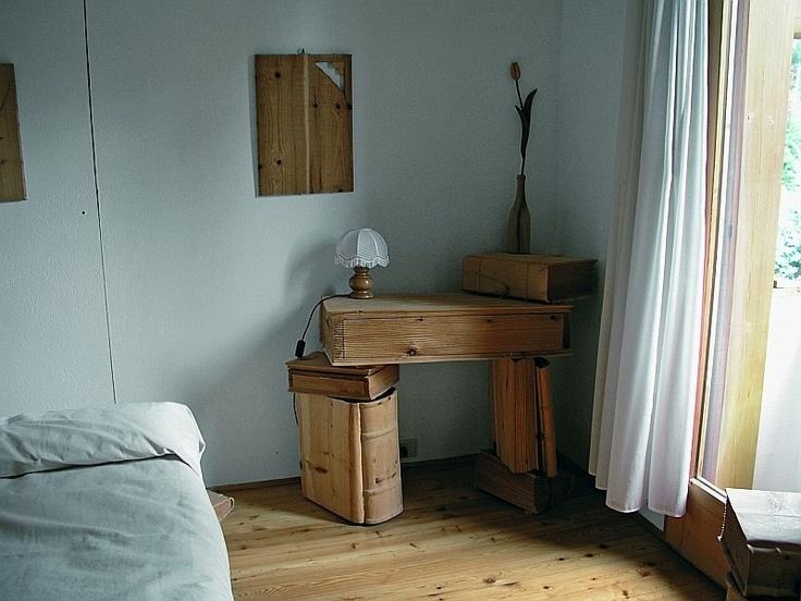 Фотография - Спальня, стиль: Современный, Кантри | InMyRoom.ru