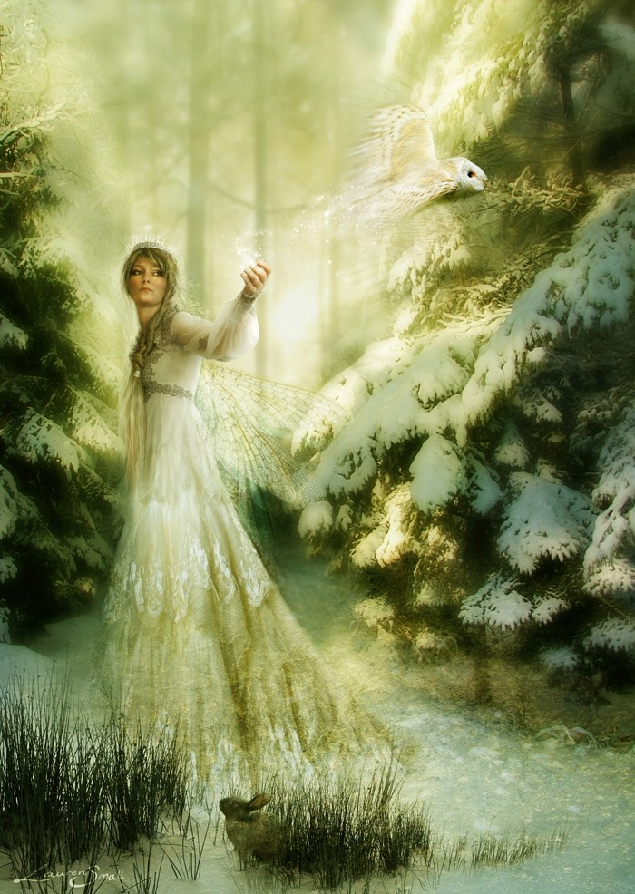 WinterSpell by Ginger Kelly