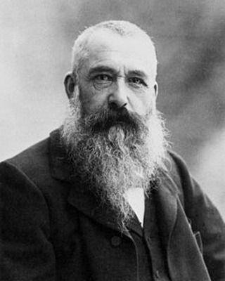 Claude Monet né le 14 novembre 1840 à Paris et mort le 5 décembre 1926 (à 86 ans) à Giverny (Eure)  est un peintre français et lun des fondateurs de l'impressionnisme.  Né sous le nom d'Oscar-Claude Monet au no 45 rue Laffitte à Paris il grandit au Havre et est particulièrement assidu au dessin. Il commence sa carrière d'artiste en réalisant des portraits à charge des notables de la ville. En 1859 il part à Paris tenter sa chance sur le conseil d'Eugène Boudin et grâce à l'aide de sa tante…
