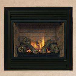 """33"""" BDV Signature Command Direct Vent Fireplace (Electronic Ignition) - Monessen. Got this one!"""