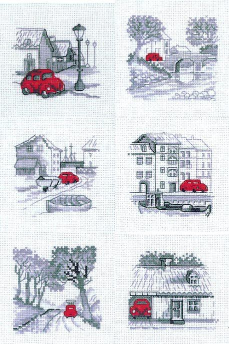 Gallery.ru / Фото #1 - red car - mayaak
