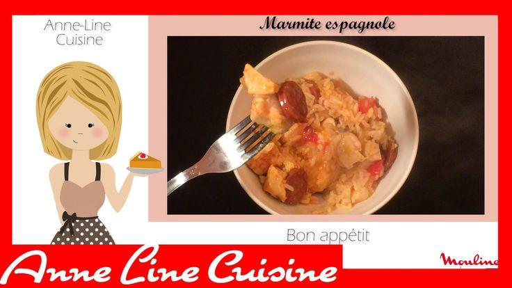 Marmite Espagnole [Cookeo]