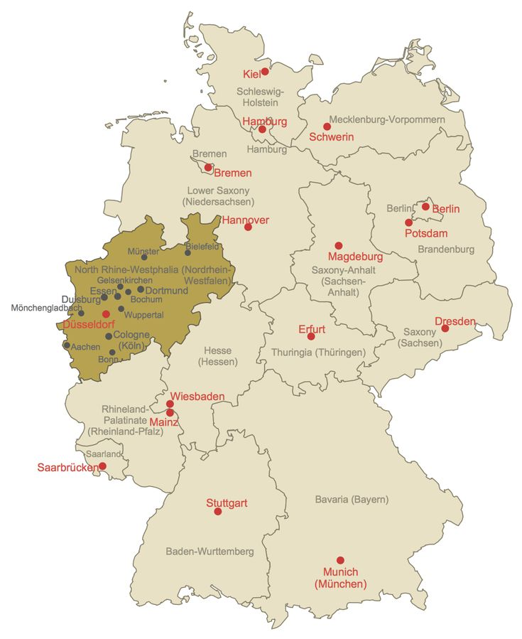 30 best Maps Germany Map images on Pinterest Cards Deutsch and