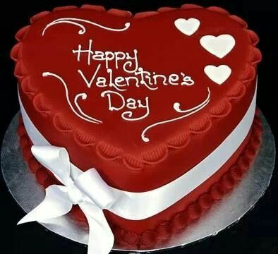 valentine day cake wallpaper