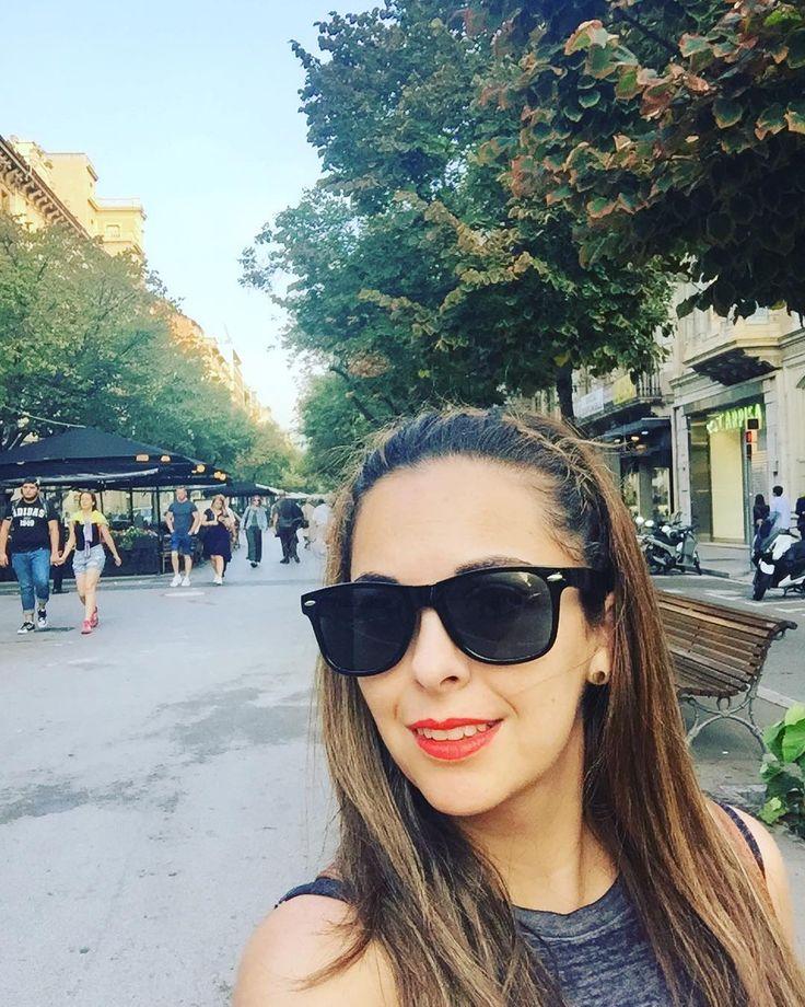 Ultimo viernes Buen día Barcelona !!! #Barcelona #barcelonagram #nomequieroir