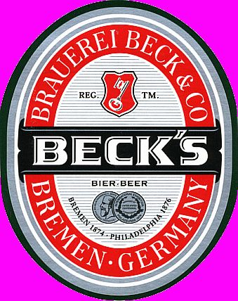 beck's beer logo | ... of Over 45 Inspirational Beer Logos and Labels | Inspiration Mix