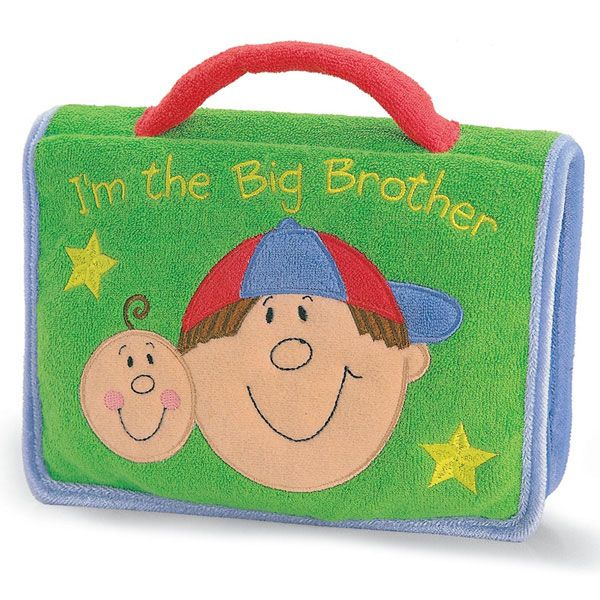 Big Brother Gift | Photo Album | Sibling Gift