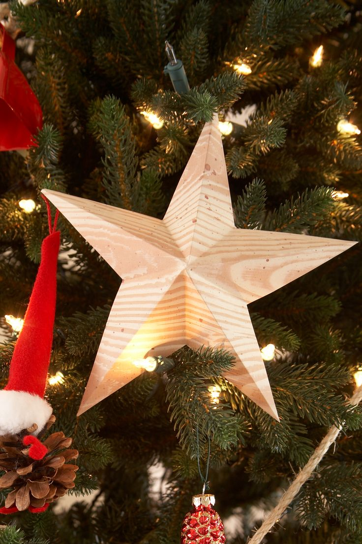1000 images about christmas crafts on pinterest felt for Easy to make christmas decorations