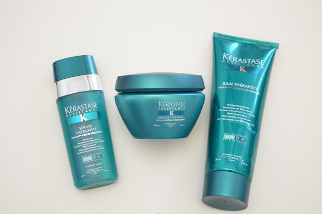 Stars and stellars           : Kerastase Resistance Therapiste, the damaged hair ...