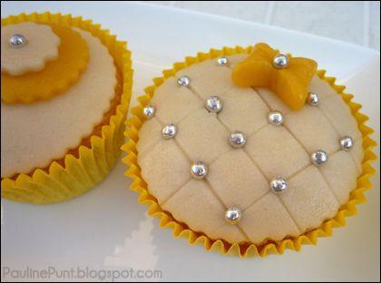 Recept: Citroen Cupcakes met marsepein