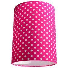 24 best polka dot lamp shade images on pinterest polka dots dots pretty hot pink polka dot fabric lampshade 8 x 10 aloadofball
