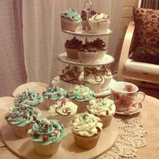 Mis cupscake!